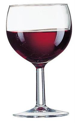 1 glas rødvin (150 cl) ca. 105 Kcal.